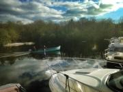 Boats on Lough Derg