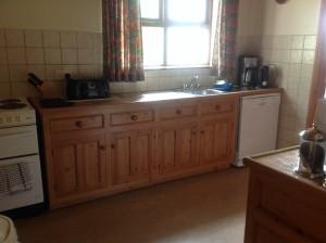 Fraoch kitchen