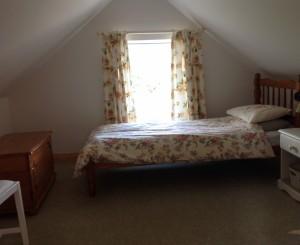 Lackaroe upstairs bedroom